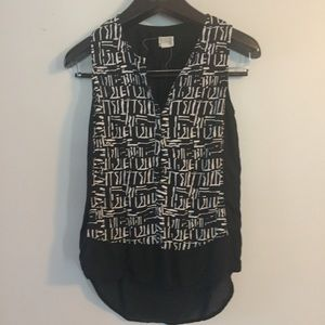3 for $25 Converse Tunic tank top. Size XS